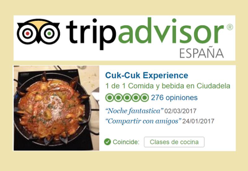Cuk-Cuk en TripAdvisor España